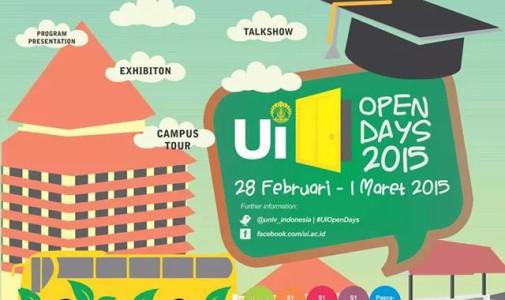 UI Open Days 2015