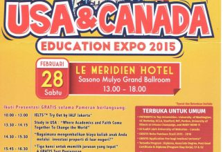 USA and Canada Education Expo 2015