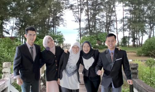 Ridho M. Sakti, Mahasiswa Beprestasi Fakultas Farmasi 2015