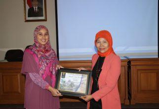 Roadshow Perpustakaan Pusat Universitas Indonesia di Fakultas Farmasi