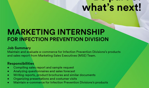 Marketing Internship for IPD