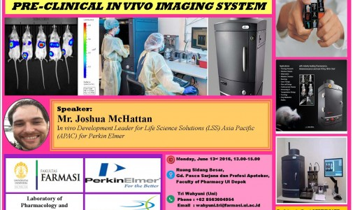 SEMINAR PRE-CLINICAL IN VIVO IMAGING SYSTEM