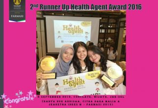 HEALTH AGENT AWARD 2016 – TROPICANA SLIM NUTRIFOOD