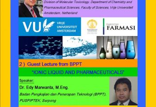 Guest Lecture from VU and BPPT