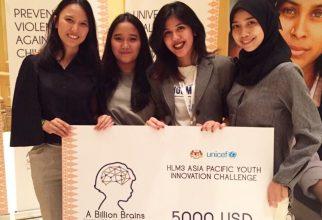 Pulang ke Tanah Air, Mahasiswa Farmasi UI di Hadiahi USD 5,000 dari UNICEF