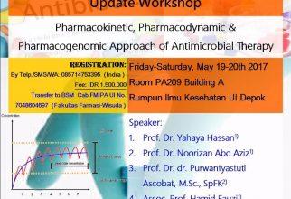 International Therapeutic Drug Monitoring Update Workshop