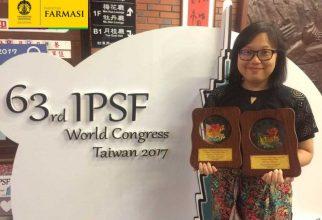 BEM FF UI Raih Juara 1 pada 63rd IPSF World Congress 2017, Taiwan