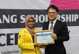 Beasiswa Chong Kun Dang Kochon Foundation (CKD)