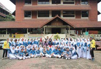 Kunjungan SMKS 16 Farmasi Bhakti Nusa Bengkulu