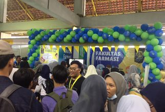 Farmasi @UI Open Days 2018