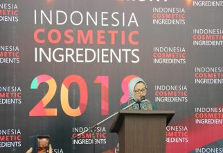 Indonesia Cosmetic Ingredients 2018, Jiexpo Kemayroan
