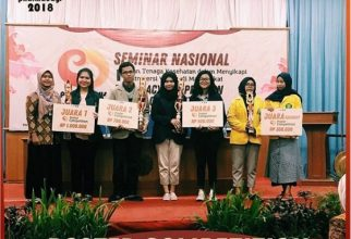 Mahasiswa FF UI Juara pada Pharmadays UGM dan Pekan Ilmiah Nasional