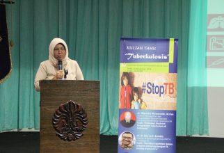 Kontribusi Apoteker Indonesia dalam Program Penaggulangan Tuberkulosis