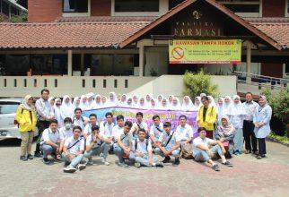 Kunjungan Murid Kelas XII IPA SMA Islam Al Azhar 4 Bekasi