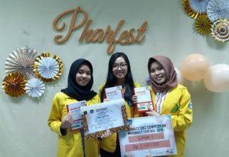 Prestasi Mahasiswa FF UI di Penghujung Akhir Tahun 2018