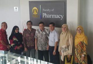 Mengawali Tahun 2019, FF UI mengajak Dinkes DKI Jakarta dan KNCV TB Foundation untuk melanjutkan kerjasama