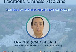 Guest Lecture – Traditional Chinese Medicine