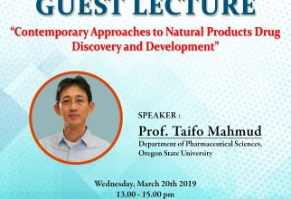 Guest Lecture – Oregon State University