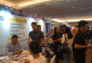 Mengundang lebih dari 20.000 Pengunjung,  World Post Graduate Expo 2019 Kembali Digelar