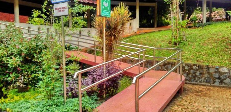FFUI Menyediakan Fasilitas bagi Penyandang Disabilitas