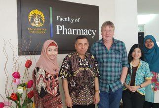 Kolaborasi FF UI dengan University of Groningen