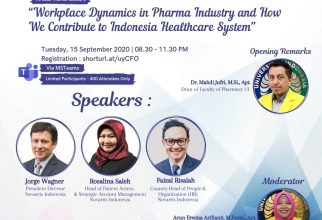 [Virtual Public Lecture from Novartis Indonesia]